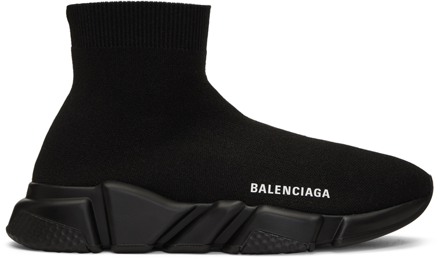 balenciaga-black-speed-sneakers